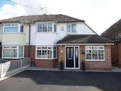 House for sale, Briery Road - Garden