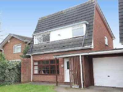 House for sale, Southam Drive - Patio