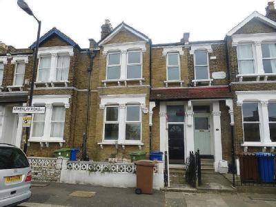 House to let, Athenlay Road - Garden