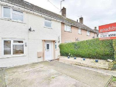 House for sale, Culliford Way - Patio