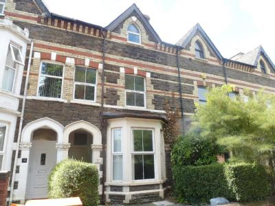 Romilly Crescent - Terraced, No Chain