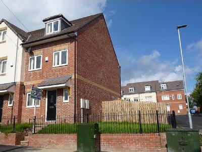 House to rent, Barnsley Road - Garden