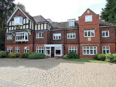 St. Bernards Road, Solihull - Balcony