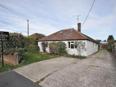 Firs Road, West Mersea - Bungalow