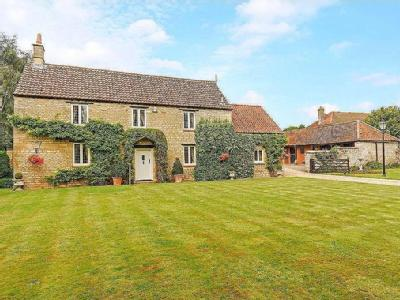 Wood Farm, Bulby, Bourne, Lincolnshire, PE10