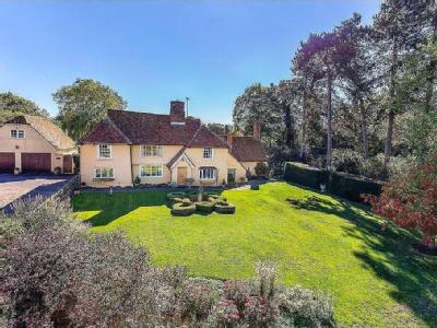Bardfield Road, Thaxted, Dunmow, Essex, CM6