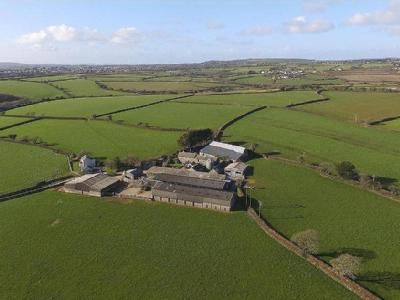 Superb 105 acre Farm, Gweek, Helston TR13