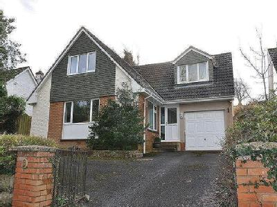 Sandford Close, Barnstaple - Detached