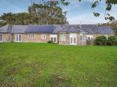 Badgersburn Cottage, Longhirst, Morpeth, Northumberland
