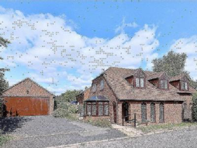 Astley Gardens, Astley, Stourport-on-Severn, Worcestershire, DY13