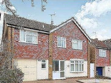 Gainsford Crescent, Hitchin, Hertfordshire, SG4