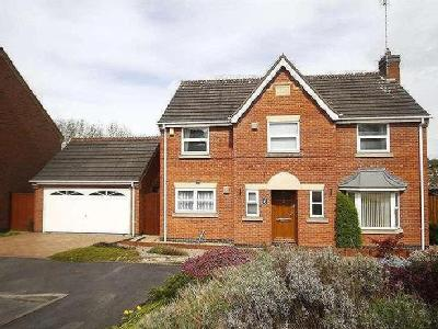 Greenvale Close, Burton-on-trent, DE15