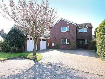 Ford Close, Eaton Ford, St. Neots, PE19