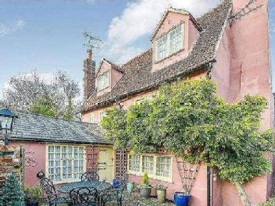 The Gravel, Coggeshall, CO6 - Cottage
