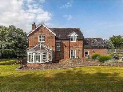 Southdowns, Old Alresford, Alresford, Hampshire, SO24