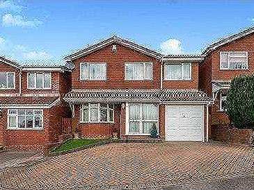 Dove Hollow, Hednesford, Cannock, Staffordshire, WS12