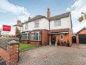 Hassall Road, Alsager, Stoke-on-trent, ST7