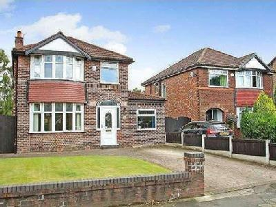 Grove Lane, Timperley, WA15 - Garden