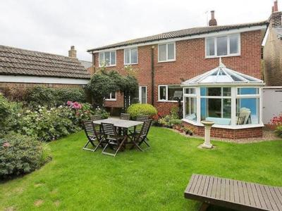 House for sale, Marton, York - Garden