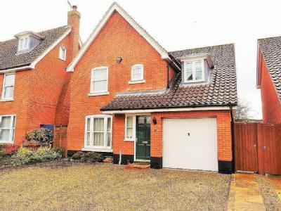 House to rent, Holt, Norfolk - Garden