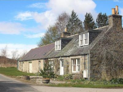 Westgate Cottage and Steading, Alford, Aberdeenshire, AB33