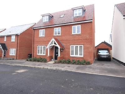 Alder Wynd, Silsoe, Mk45 - Detached