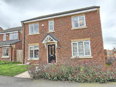 Bramble Close, Stainton - House