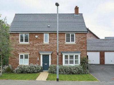 Charley Close, Market Harborough, Leicestershire