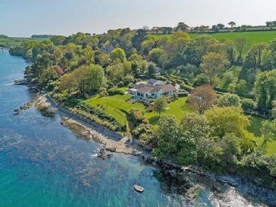 Greatwood, Nr. Mylor - The Fal Estuary, South Cornwall, TR11