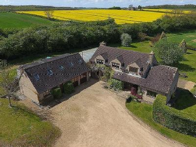 House for sale, Castle Bytham - Gym