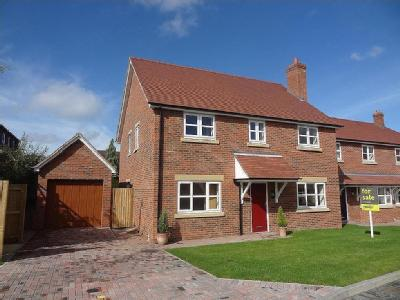1 Golden Arrow Court, Longden, Shrewsbury