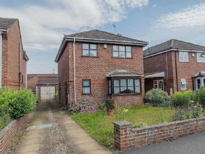 Wetherby Road, YORK - Detached