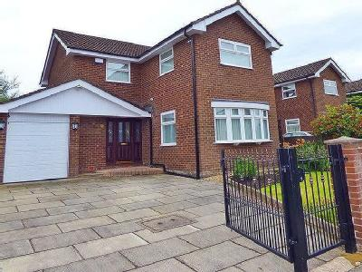 St Andrews Drive, Hopwood, Heywood, Greater Manchester, OL10
