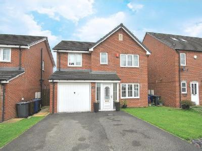 Green Brook Place, Penistone, Sheffield, S36