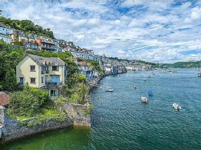 South Town, Dartmouth, Devon, TQ6