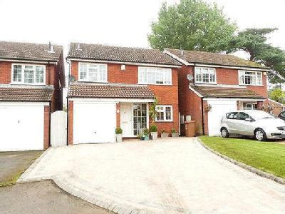 Icknield Close,Streetly,Sutton Coldfield