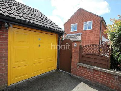 Freer Close, Blaby, Leicester, Leicestershire