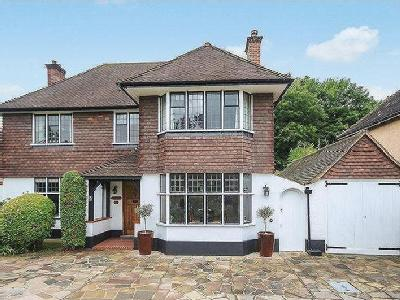 House for sale, CHEAM - Reception