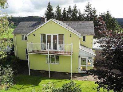 Greenfields House, Long Length, Caersws, Powys, SY17