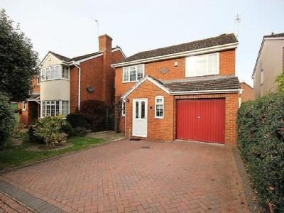Stoneleigh Close, St Peters, Worcester, WR5