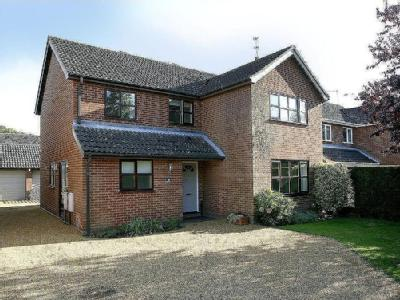 Firs Road, Hethersett - Detached