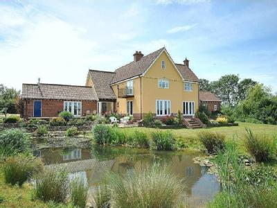 House for sale, Hoxne, Suffolk