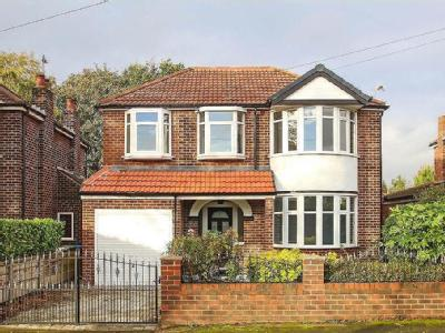 Sidmouth Avenue, Flixton, Manchester, M41