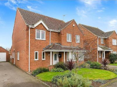Orchard Close, Great Hale, Sleaford, Lincolnshire, NG34