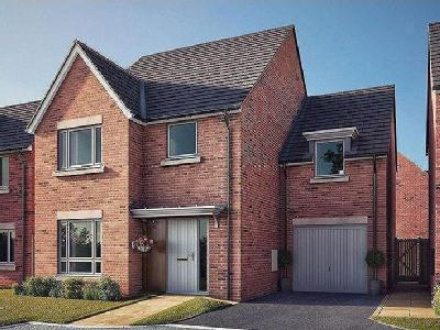 The Formby, North Farm, Blyth - Four Bedroom Detached House