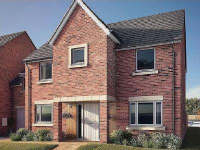The Sandsend, North Farm, Blyth - Four Bedroom Detached Homes