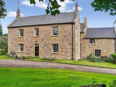 Longhoughton Hall, North End, Longhoughton, Alnwick, Northumberland