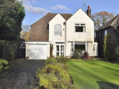Grove Lane, Cheadle Hulme, - Detached