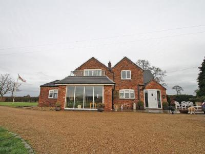 Keepers Cottage, Rushton, CW6