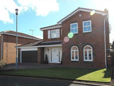 Woburn Close, Northburn Park, Cramlington